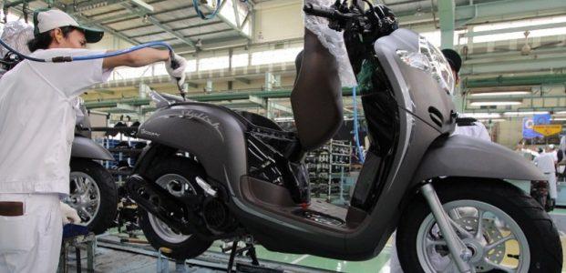 LebihSportydan Stylish, New Honda Scoopy Tampil Fashionable