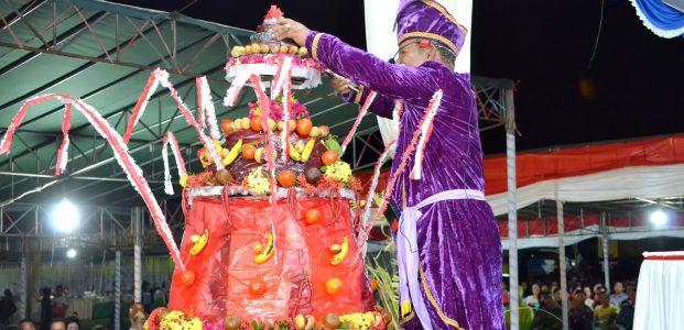 Prosesi Potong 'Kue Tamo' Bakal Meriahkan Tulude di Pemprov Sulut