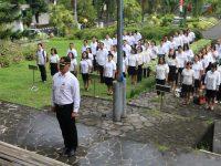 Civitas Unsrat Peringati Hari Pahlawan