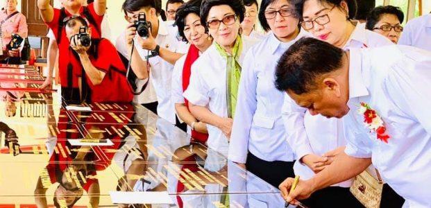 Tingkatkan Mutu Pendidikan, Pemprov Pacu Pembangunan Sarpras SMA/SMK  Manado