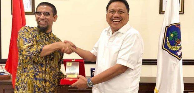 Olly Gandeng Pelindo IV, Perjuangkan Kopra Tembus Pasar Ekspor