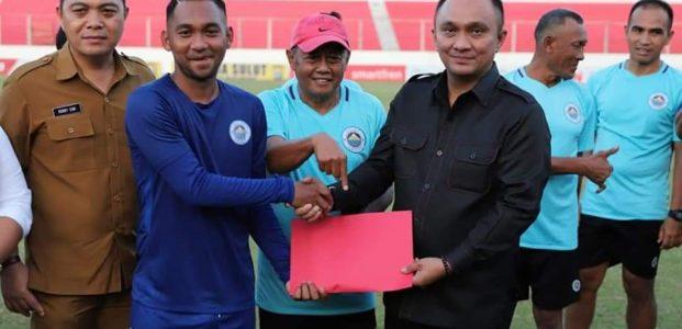 Pacu Semangat Menang Tim Sulut United, Gubernur Beri Bonus Rp25 Juta
