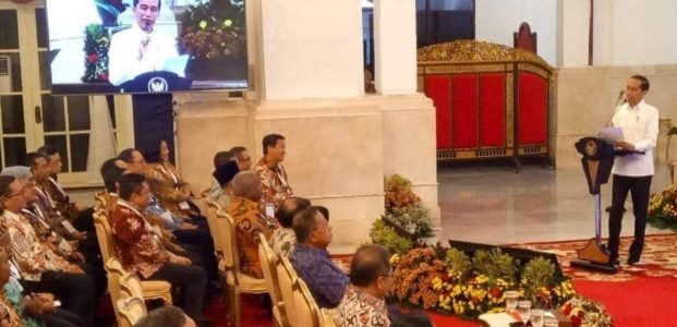 Jokowi Undang Kandouw Hadiri Peresmian Tol Langit di Istana