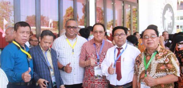 Bupati Roring Bahas Masalah Gereja dan Bangsa di Sidang Raya PGI ke XVII