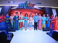Fashion Kaeng Manado Unggulkan Potensi Budaya