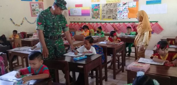 Lomba Mewarnai Hari Kartini Di Godo Digelar Meriah Sulut Review