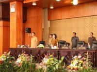 Eman Sebut Opini WTP Kota Tomohon, Kontribusi dari DPRD
