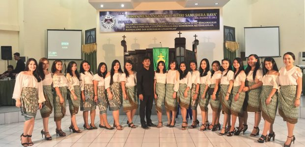 GS Female Choir Menuju Kompetisi Bergengsi di Italy