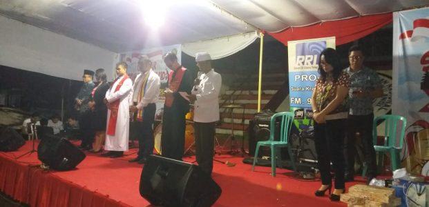 Lunturnya Rasa Kebangsaan, FH Unsrat Galang Doa dan Konser Rohani
