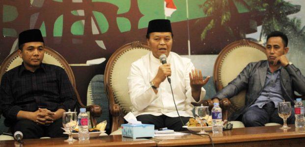 Biro Humas MPR RI Diskusi Kebhinnekaan dalam Bingkai NKRI