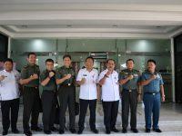 Sekprov Terima Tim Unhan Studi Visit di Sulut