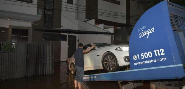 Kendaraan Terkena Bencana Alam, Kini Dicover Asuransi ASTRA