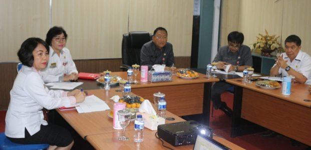 Honor Guru THL Pemprov Sulut Berstandar UMP