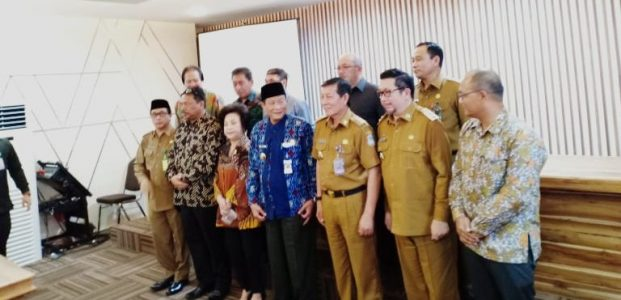 Rombongan Walikota Tegal Kunker di Pemkot Manado