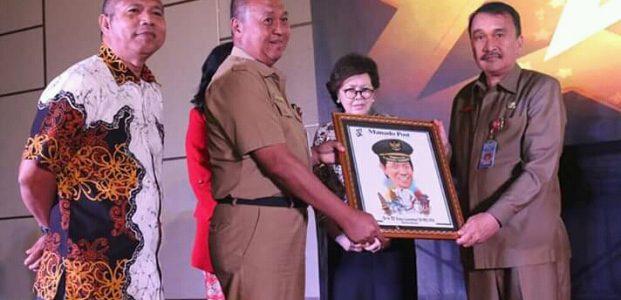 Walikota Dianugerahi Pemimpin Inovatif dan Kreatif