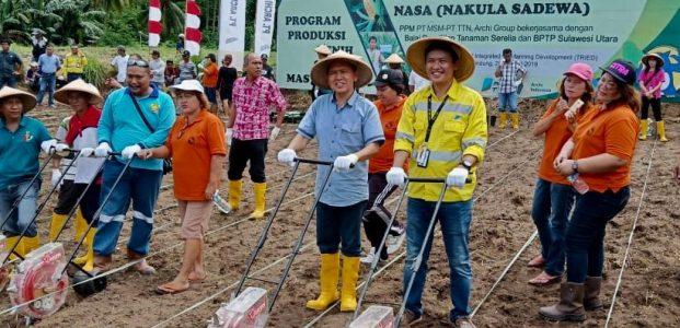 Archi Indonesia Luncurkan Program Jagung Unggulan