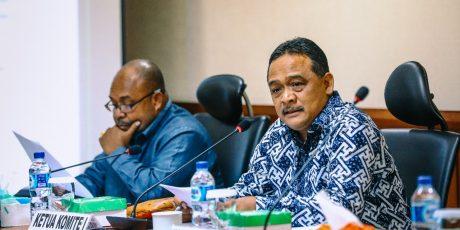 Komite I DPD RI Bahas Kasus Ganti Rugi Tanah di Bolaang Mongondow