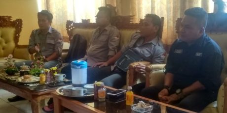 Eratkan Sinergitas, Kapolres Talaud Gelar Coffee Morning Bersama Wartawan