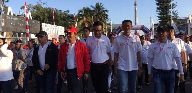 Millennial Road Safety Festival Berlangsung Meriah