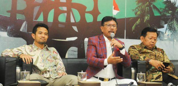Moqowam Sebut Etika Politik Menentukan Kedamaian