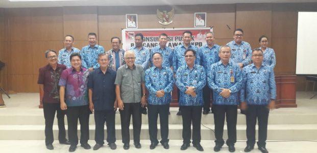 Susun RKPD Kabupaten Minahasa, Jaring Aspirasi Masyarakat dan Pemangku Kepentingan