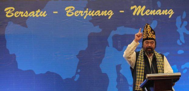 NasDem Prioritaskan Kemenangan Jokowi