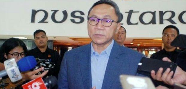 Selepas Pemilu, Ketua MPR Ajak Bangsa Ini Merajut Kembali Merah Putih