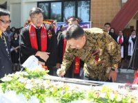 Gubernur Resmikan Pemekaran GMIM Wilayah Manado Malalayang Timur