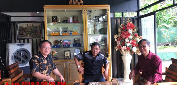 Difasilitasi James Sumendap, Prof. Ratag dan Pdt. DR. Siwu, Ingin Wujudkan UKIT Bersatu