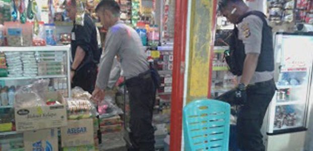 Minimalisir Kejahatan, Polisi Razia Miras di Likupang