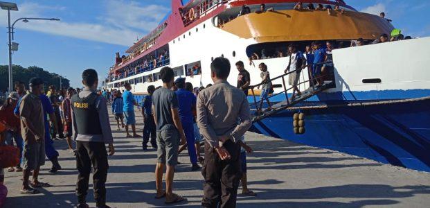 Arus Mudik Lancar, Masyarakat Apresiasi Polri, TNI dan Pemerintah
