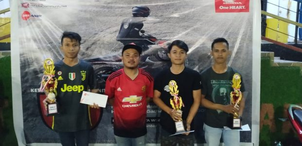 Kompetisi Futsal Disambut Antusias Komunitas Honda