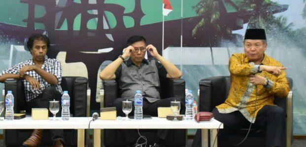 MPR : Pimpinan MPR Mendatang Mempunyai Tugas Mengamandemen UUD