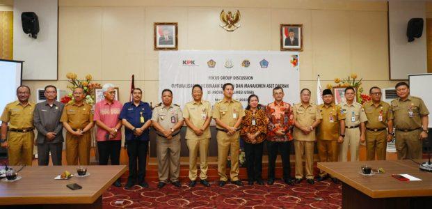 KPK Dorong Penertiban dan Penataan Manajemen Aset Daerah