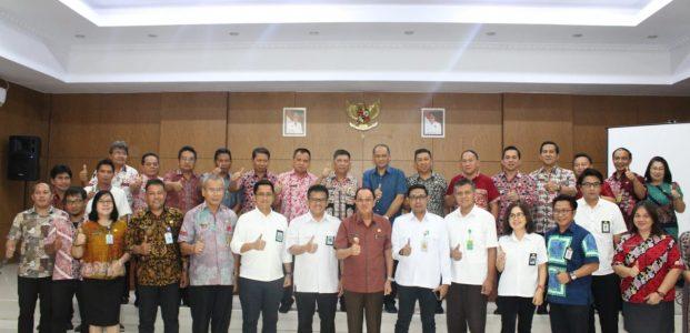 ROR dan Presiden Jokowi Bahas Pelestarian Danau Tondano
