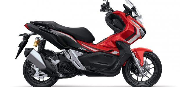 Honda ADV150, Skutik Penjelajah Jalanan Tampil Futuristik
