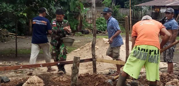 Prajurit Satgas Opster TNI 2019 Action di Talaud