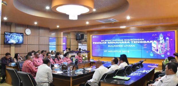 Kunjungi Kabupaten Situbondo, Pemkab Mitra Terus Mantapkan Penerapan E-Kinerja