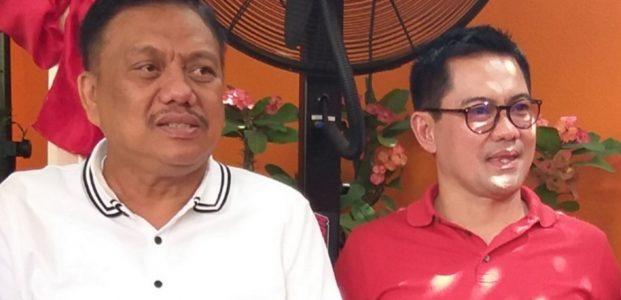 Olly Akui Joune Ganda Bukan 'Orang Baru' di Lingkup PDI-Perjuangan
