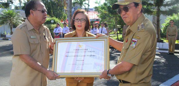 Pemkab Minahasa Targetkan Kabupaten Layak Anak Tingkat Utama