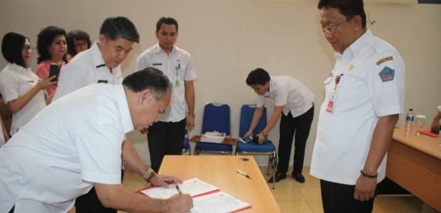 Lepas Jabatan Sekda Minahasa, Korengkeng Gantikan Posisi Kawatu