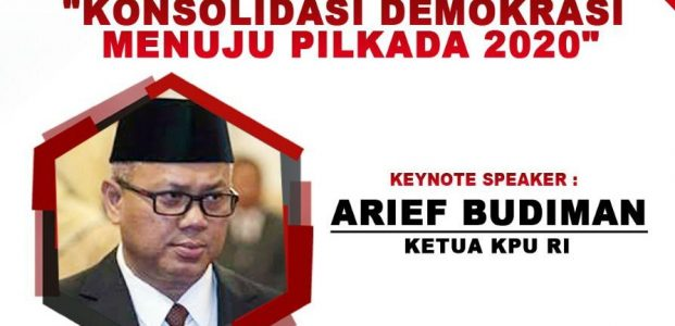AIPI Manado dan Fisip Unsrat Bahas Konsolidasi Demokrasi