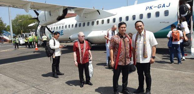 Garuda Indonesia Buka Rute Penerbangan Manado-Denpasar dan Manado-Singapura