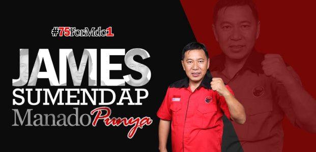 VIRAL!!! Program Fantastis James Sumendap Untuk Manado