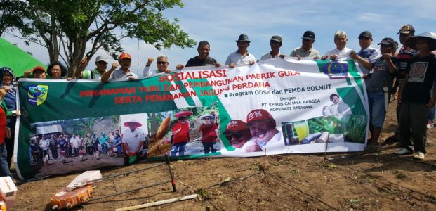 Raewaya Group Support Program OD-SK Bangkitkan Ekonomi Kerakyatan di Bolmut