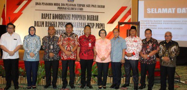 Kabupaten Minahasa Prioritaskan Kualitas Pelayanan Publik