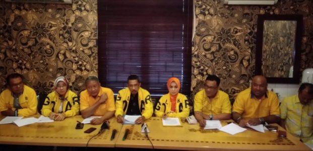 Kader Partai Golkar Akan Lawan 'Politik Suka-suka' Airlangga Hartarto