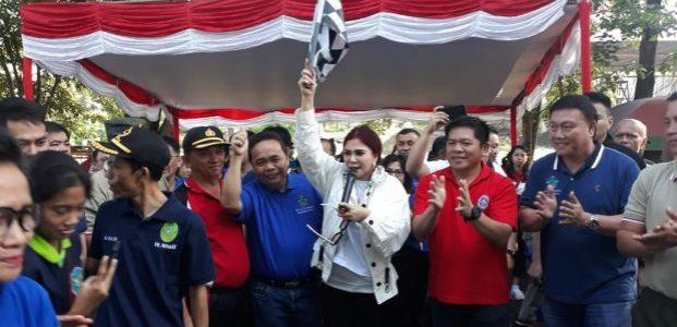 HUT Ke-16 Kabupaten Minut Sederhana Namun Bermakna