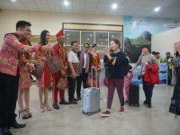Turis Cina Pilih Rayakan Imlek di Manado
