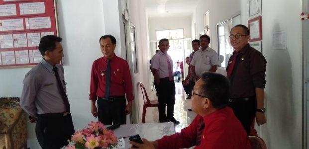 Bakal Calon Hukum Tua Kecamatan Ratahan Timur Diuji Kompetensi